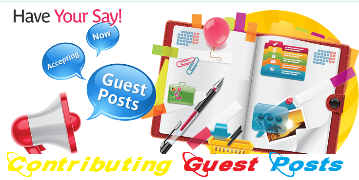 Contribute Guest Post